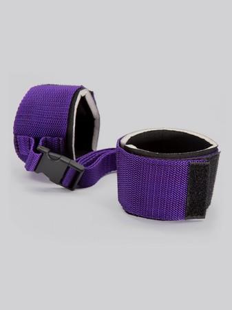 Purple Reins Beginners Wrist or Ankle Cuffs