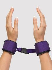 Purple Reins Beginners Wrist or Ankle Cuffs, Purple, hi-res