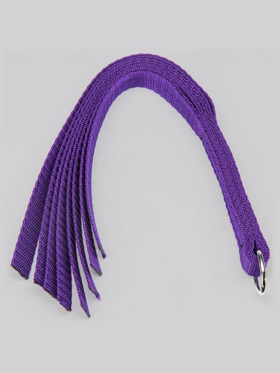 Purple Reins Beginners Flogger, Purple, hi-res