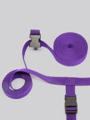 Purple Reins Under Mattress Spreader Restraint, Purple, hi-res