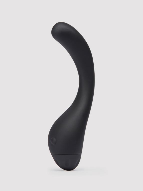 Lovehoney Power Play 7 Function G-Spot Vibrator, Black, hi-res