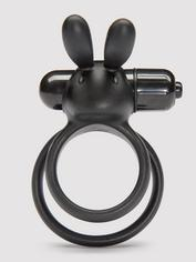 Screaming O The Ohare Double Vibrating Rabbit Cock Ring, Black, hi-res
