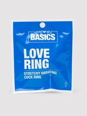 BASICS Vibrating Love Ring, Purple, hi-res