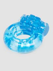 BASICS Vibrating Mega Ring, Blue, hi-res