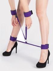 Purple Reins 20 Inch Spreader Bar, Purple, hi-res
