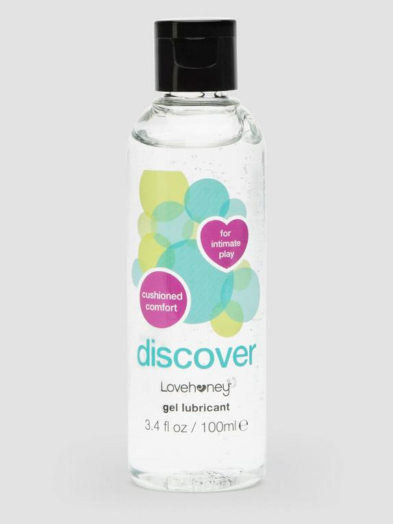 Lovehoney Discover Water-Based Anal Lubricant 3.4 fl oz, , hi-res