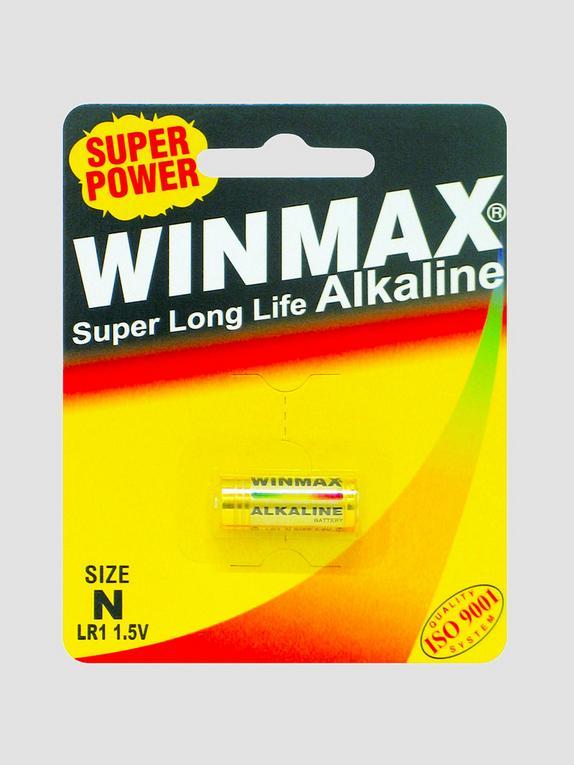 WINMAX N Size Alkaline Battery (1 Pack), , hi-res
