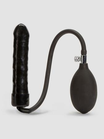 Cock Locker Inflatable Dildo 6 Inch