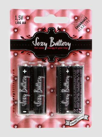AA Batteries (4 Count)
