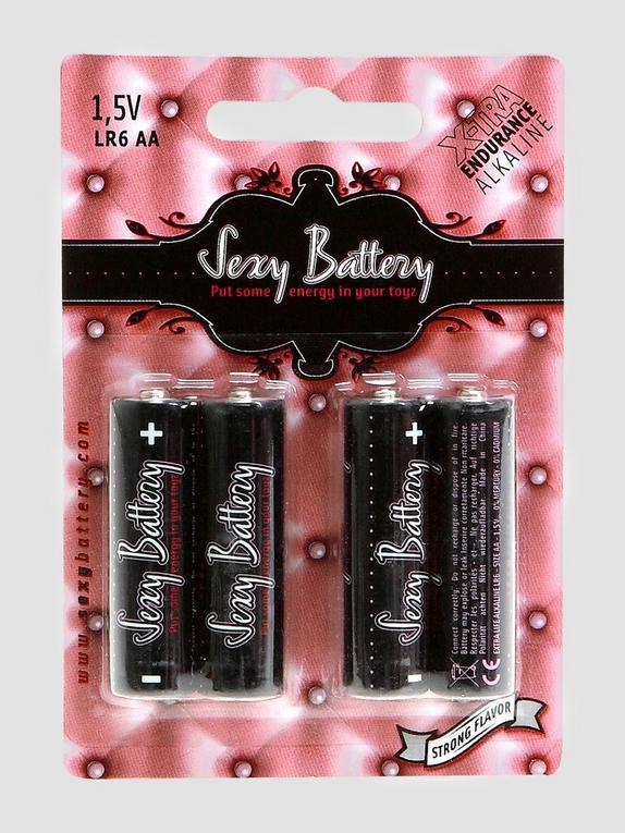AA Batteries (4 Pack), , hi-res