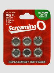 Screaming O LR54 Batteries (6 Pack), , hi-res