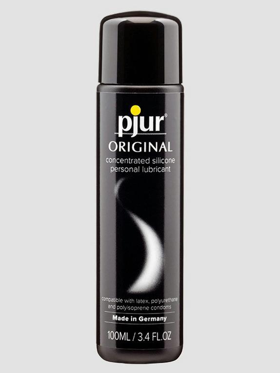 pjur Original Silicone Lubricant 3.4 fl oz, , hi-res