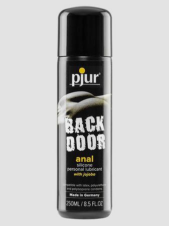 pjur Back Door Silicone Anal Lubricant 8.5 fl oz
