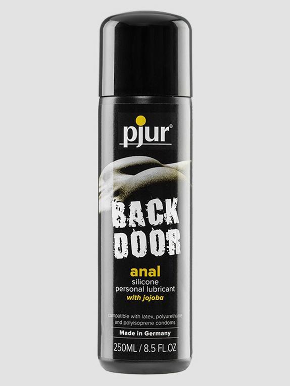 pjur Back Door Silicone Anal Lubricant 8.5 fl oz, , hi-res