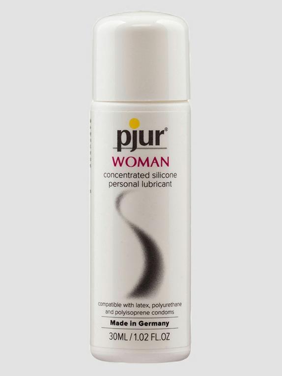 pjur Woman Silicone Personal Lubricant 1.02 fl. oz, , hi-res