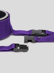 Purple Reins Beginners Hogtie Restraint, Purple, hi-res
