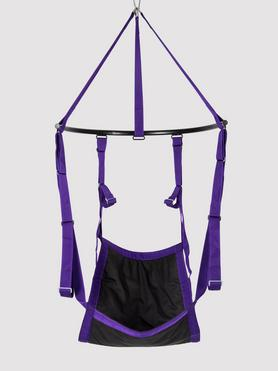 Purple Reins Sex Sling