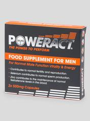 Skins Poweract Performance Capsules for Men (2 Capsules), , hi-res