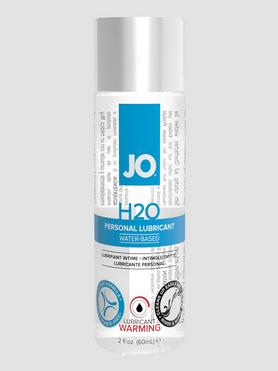 System JO H2O Warming Water-Based Lubricant 60ml
