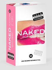 Four Seasons Naked Flavoured Condoms (12 Pack), , hi-res
