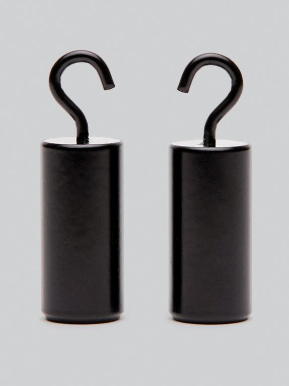 DOMINIX Deluxe 107g Weights (2 Pack), Black, hi-res