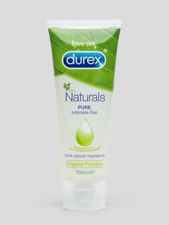 Durex Naturals Intimate Gel Gleitmittel 100 ml, , hi-res