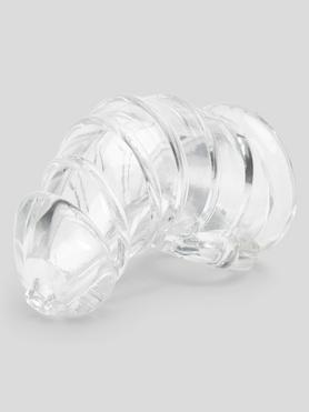 Master Series Detained Stretchy Soft Chastity Cage