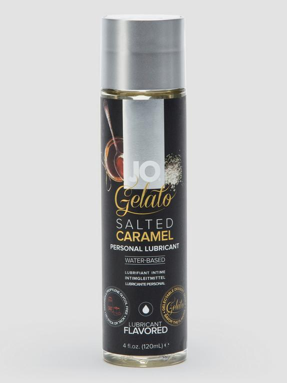 System JO Gelato Salted Caramel Flavoured Lubricant 120ml, , hi-res