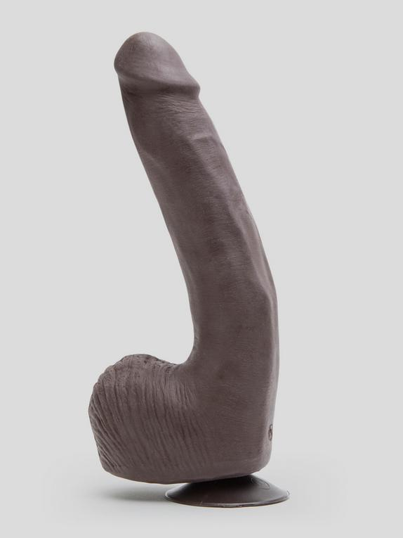 Doc Johnson Vac-U-Lock Rob Piper Realistic Dildo 9.5 Inch, Flesh Brown, hi-res