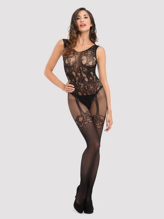 Lovehoney Thigh Fidelity Lace Garter Bodystocking