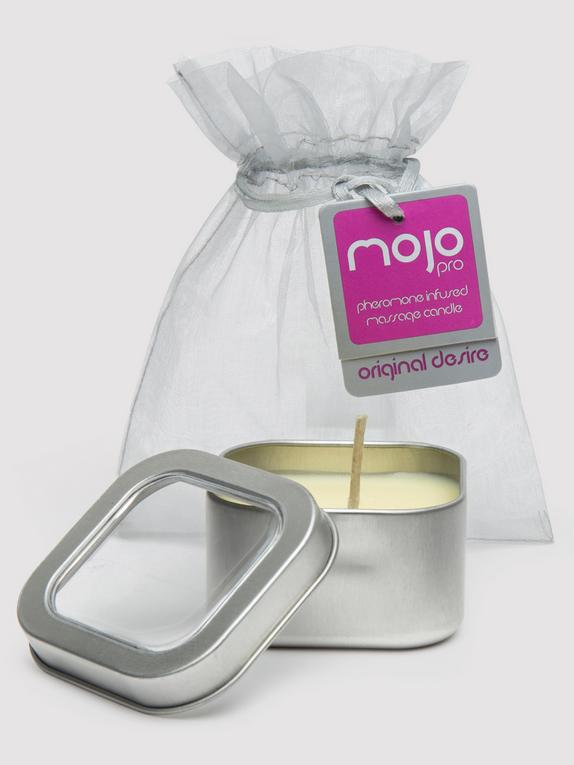 Bougie de massage soja phéromones Original Desire 75 g, Mojo Pro, , hi-res