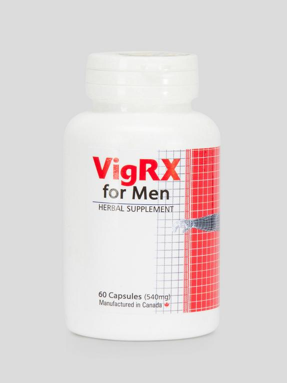 VigRX for Men Herbal Supplement (60 Capsules), , hi-res