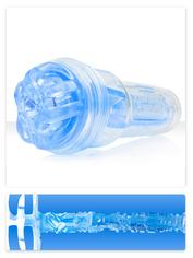 Fleshlight Turbo Ignition Blow Job Masturbator, Blue, hi-res