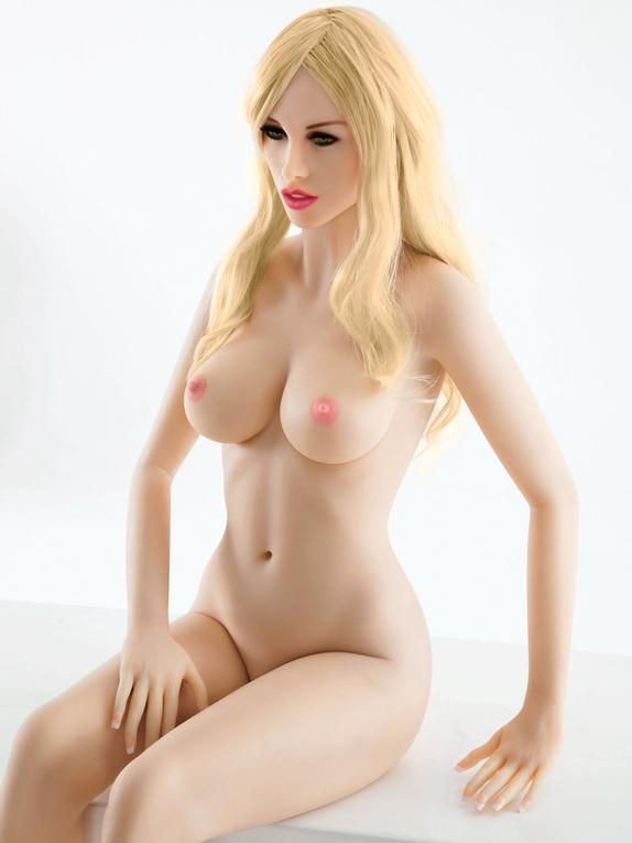 LuvDollz Becca Ultra Realistic Vagina, Mouth and Ass Sex Doll 43kg, Flesh Pink, hi-res