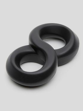 Lovehoney Magic 8 Stretchy Silicone Cock and Ball Ring