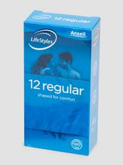 Ansell LifeStyles Regular Condoms (12 Pack), , hi-res