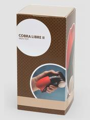 Fun Factory Cobra Libre II Rechargeable Male Vibrator, Red, hi-res