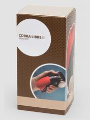 Vibromasseur homme luxe Cobra Libre II, Fun Factory, Rouge, hi-res