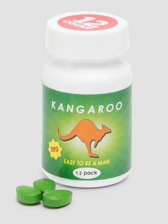 Kangaroo Max Strength Sexual Enhancement for Men (12 Pills)