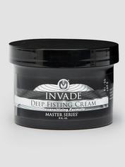 Master Series Desensitizing Invade Deep Fisting Cream 8 fl oz, , hi-res