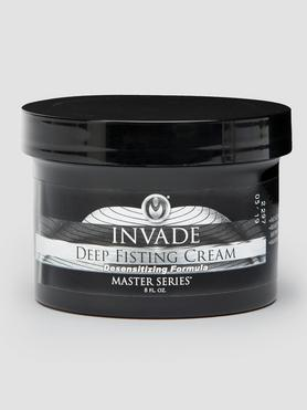 Master Series Desensitizing Invade Deep Fisting Cream 236ml