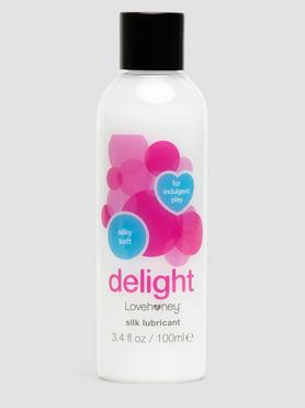 Lovehoney Delight Silk Lubricant 100ml