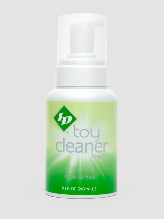 ID Toy Cleaner Antibacterial Foam 8.5 fl. oz, , hi-res