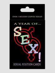 A Year of Sex! Card Game, , hi-res