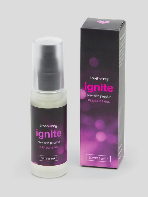 Gel orgasmique Ignite 30 ml, Lovehoney, , hi-res