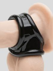 Oxballs Atomic Jock Stretchy Cock and Ball Sleeve, Black, hi-res