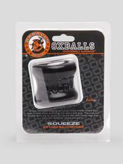 Oxballs Squeeze 2-Inch Ball Stretcher, Black, hi-res