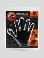 Oxballs Fingers Textured Glove, Black, hi-res