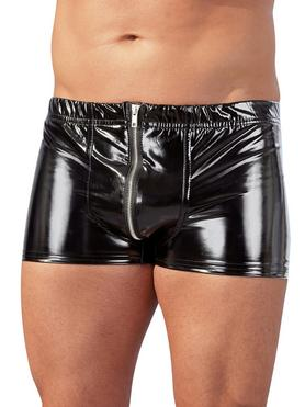 Black Level PVC Zip Front Boxers