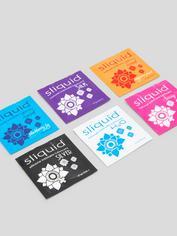 Sliquid Naturals Lube Cube Lubricant Sachets (12 Pack), , hi-res
